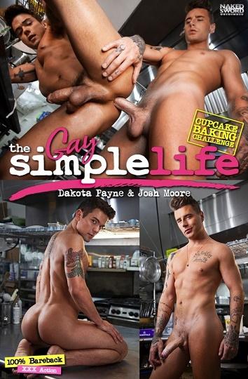 NakedSword - The Gay Simple Life, Scene 3 - Josh Moore, Dakota Payne