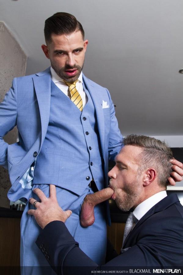 MenAtPlay - Alex Mecum & Andre Bugatti - Blackmail