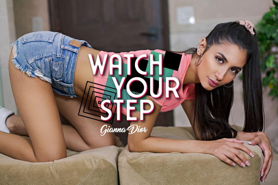 Watch Your Step, Gianna Dior, November 25, 2019, 3d vr porno, HQ 2700