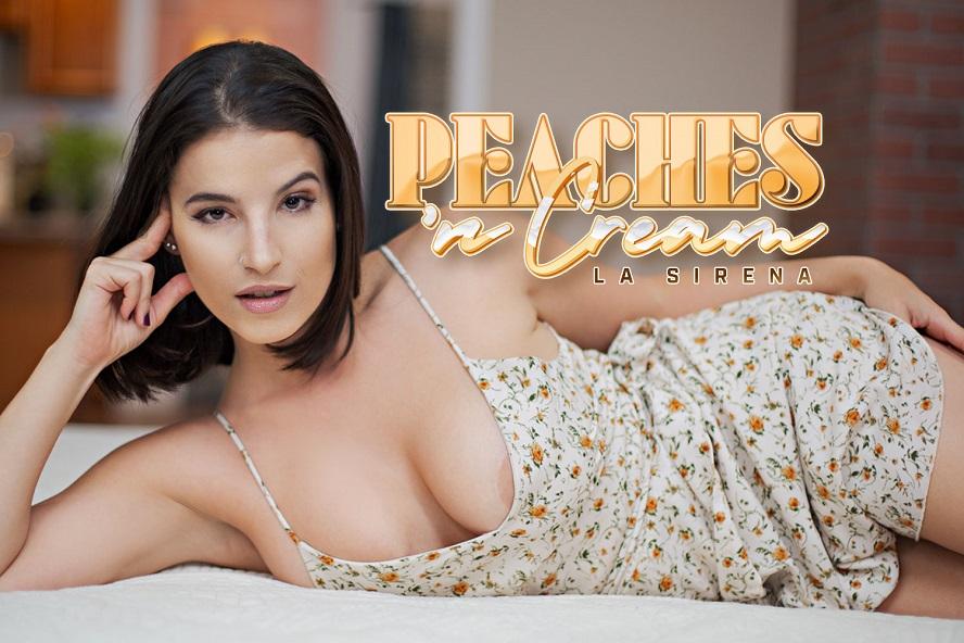 Peaches 'n Cream, LaSirena69, December 02, 2019, 3d vr porno, HQ 2700