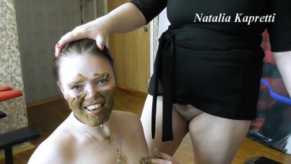 Natalia Kapretti - Eat my tasty shit, my happy toilet (2019 / FullHD 1080p)