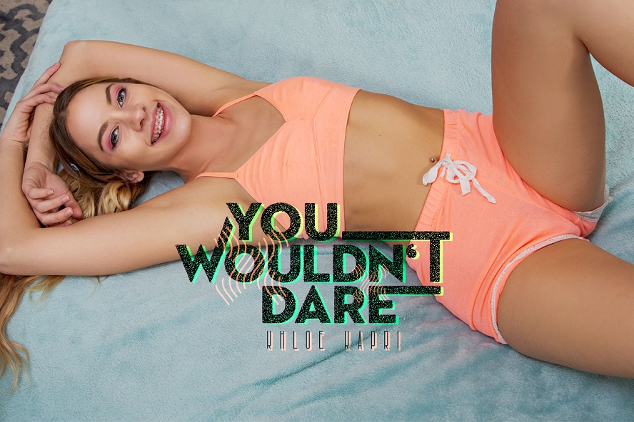 You Wouldn't Dare, Khloe Kapri, January 27, 2020, 3d vr porno, HQ 2700