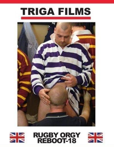 Triga - Rugby Orgy Reboot