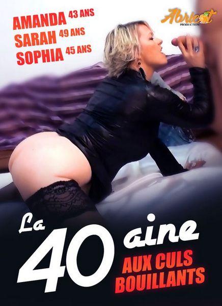 La 40 Taine Aux Culs Bouillants - Quarantine With Boiling Asses (2020 / HD Rip 720p)