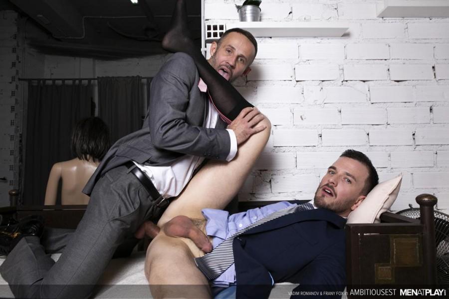 MenAtPlay - Franky Fox & Vadim Romanov - Ambitiousest