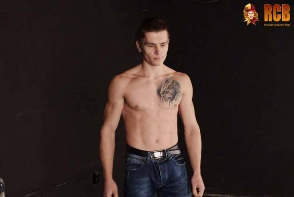 RusCapturedBoys - Vitaly - Recruitment of the Trainer. Part I