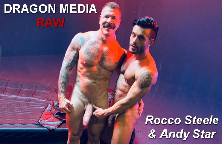 Rocco Steele�s Barcelona Underground - Scene 1 - Rocco Steele And Andy Star