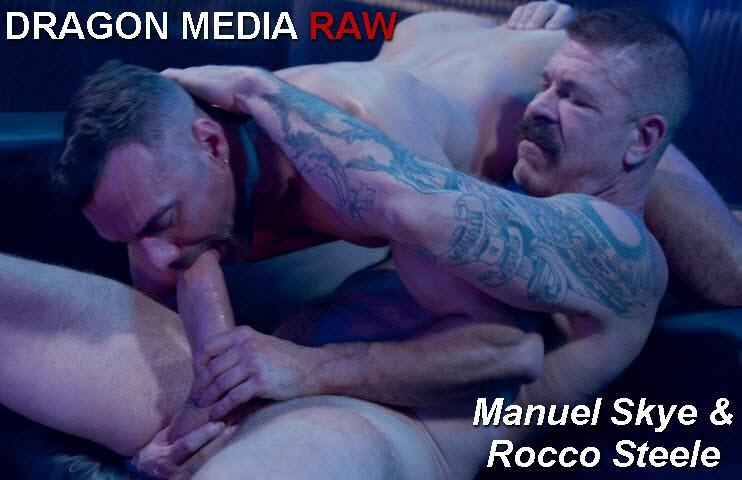 Rocco Steele's Barcelona Underground - Scene 3 - Manuel Skye & Rocco Steele