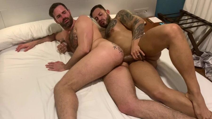 RawFuckClub - Viktor Rom & Dani Robles - The Sexy Bear in Torremolinos Part 2