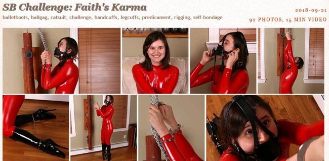 SB Challenge, Faiths Karma
