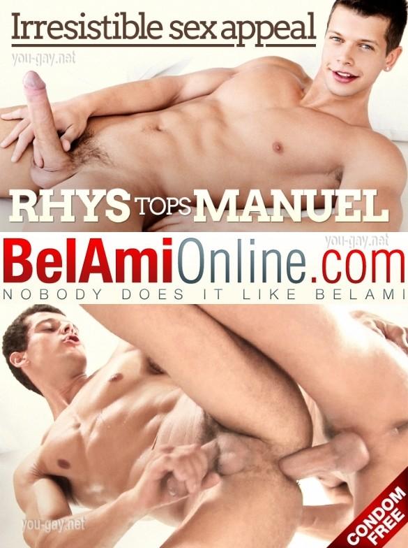 BelAmi - Manuel Rios & Rhys Jagger