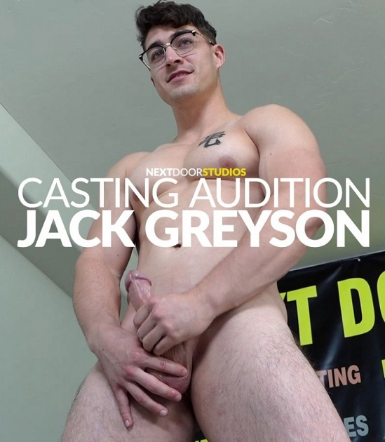 NextDoorCasting - Casting Audition - Jack Greyson