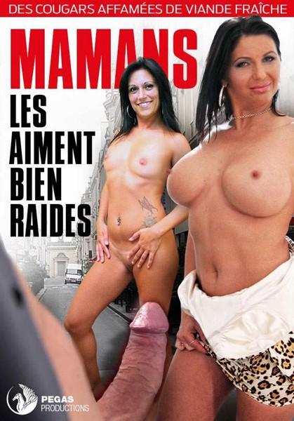 Mamans les aime bien raides (Year 2018) Cover