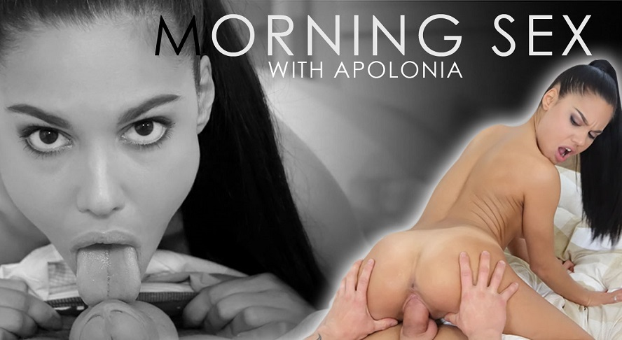 Fresh sperm for breakfast, Apolonia, June 30, 2017, 3d vr porno, HQ 1920