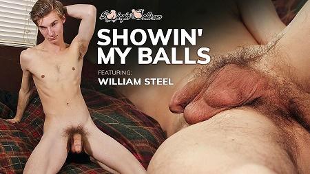 SwinginBalls - William Steel - Showin' My Balls