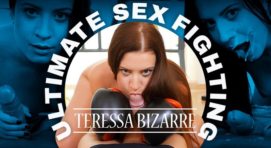 Deep-throat Blowjob and Hot Fuck From Instructor, Teressa Bizarre, November 3, 2017, 3d vr porno,...