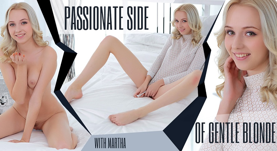 Gentle Blonde Shows Her Passionate Side, Martha, December 19, 2017, 3d vr porno, HQ 1920