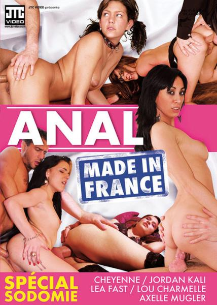 Anal Made In France (HD Rip 720p)