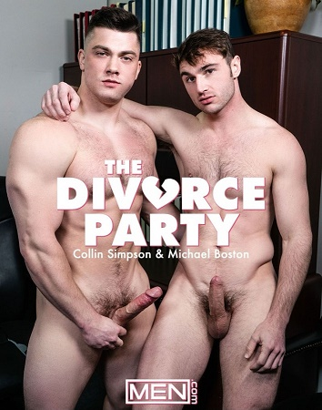 MEN - Michael Boston & Collin Simpson - The Divorce Party
