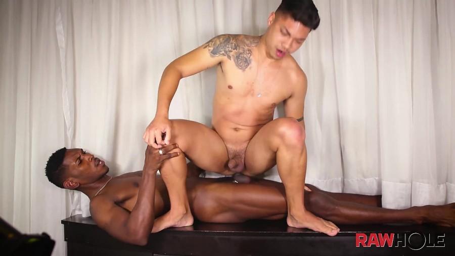RawHole - Kadu Castro Drills Igor Felipes Pretty White Ass