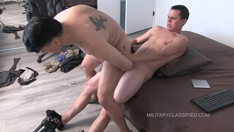 MilitaryClassified - Major2 anal