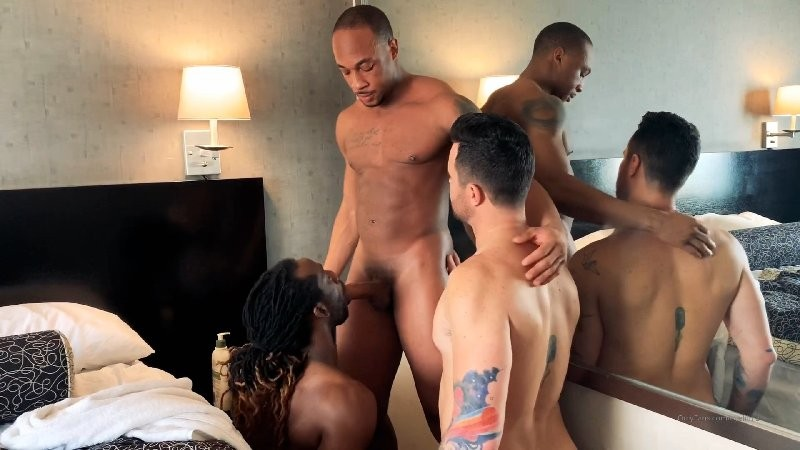 OnlyFans - Trent King visits Los Angeles Feat. UnderstandTrap & Beau Reed