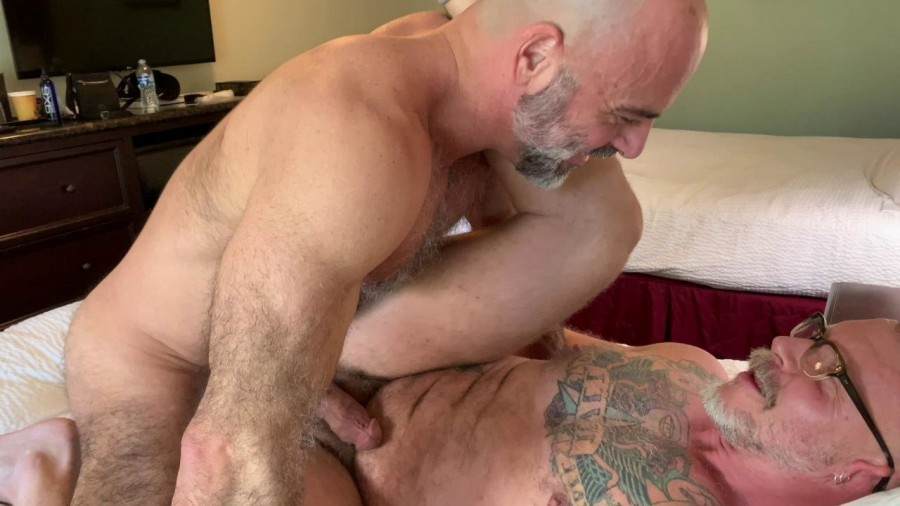 RawFuckClub - Adam Russo Fucks Tonys Big Beautiful Ass Part 1