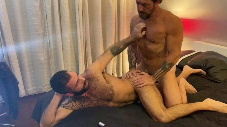 RawFuckclub - Cain Marko, Jake Nicola, Vince Parker - Daddy Go Round