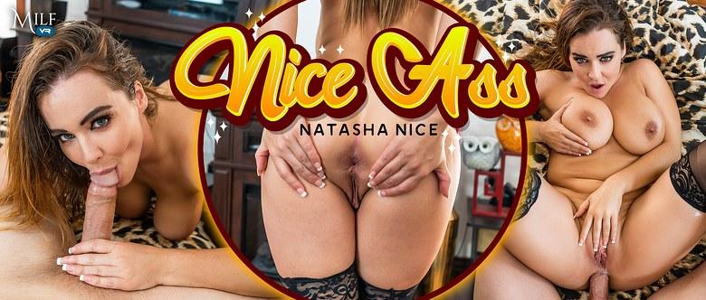 Nice Ass, Natasha Nice, 4 September, 2019, 3d vr porno, HQ 2300