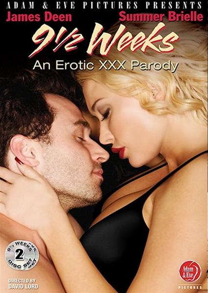 9 1/2 Weeks: An Erotic XXX Parody (2014 / HD Rip 720p)