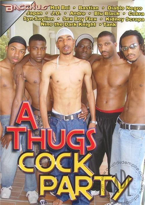 Bacchus - A Thugs Cock Party