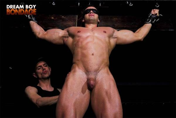 DreamboyBondage - Stefano - Blind Muscle - Chapter 10