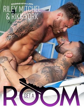RagingStallion - Get A Room - Rikk York & Riley Mitchel
