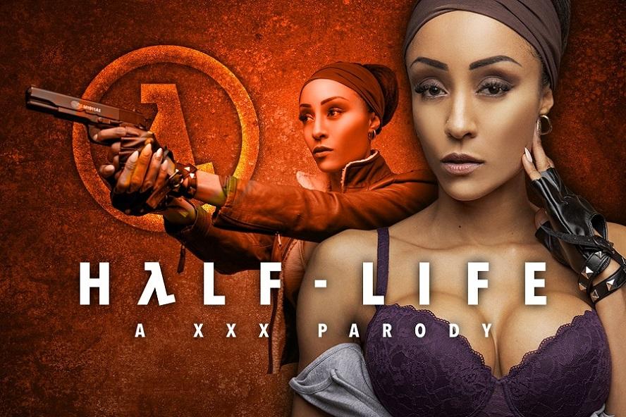 Half Life a XXX Parody, Alyssa Divine, January 10, 2020, 3d vr porno, HQ 2700