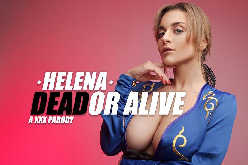 DOA: Helena Douglas A XXX Parody, Josephine Jackson, January 03, 2020, 3d vr porno, HQ 2700