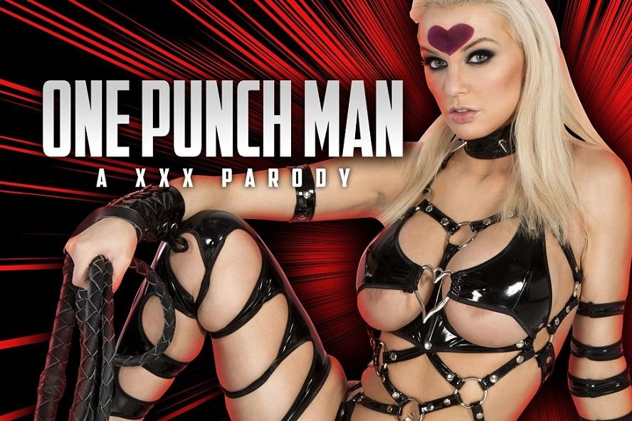 One Punch Man A XXX Parody, Kenzie Taylor, December 20, 2019, 3d vr porno, HQ 2700