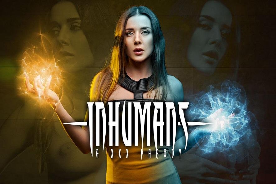 Inhumans A XXX Parody, Sybil A, December 14, 2019, 3d vr porno, HQ 2700