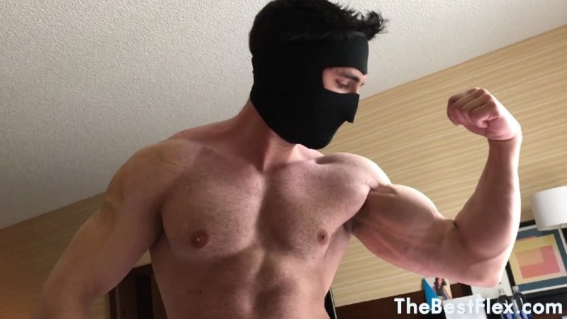 TheBestFlex - Steel - Muscle God Makes You Cum