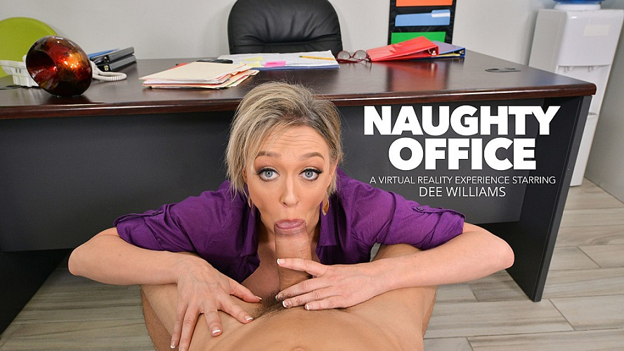 Naughty Office, Dee Williams, October 07, 2019, 3d vr porno, HQ 2048