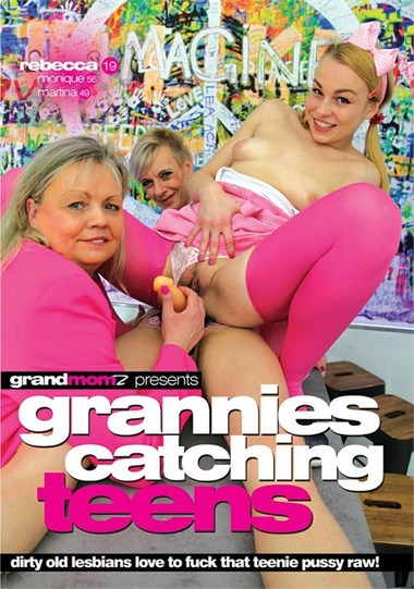 Granny Catching Teens
