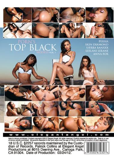Porn's Top Black Models #3
