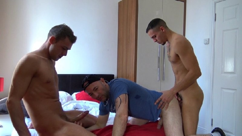 KeumGay - Leo & James First Time in Porn Part 2 of 4