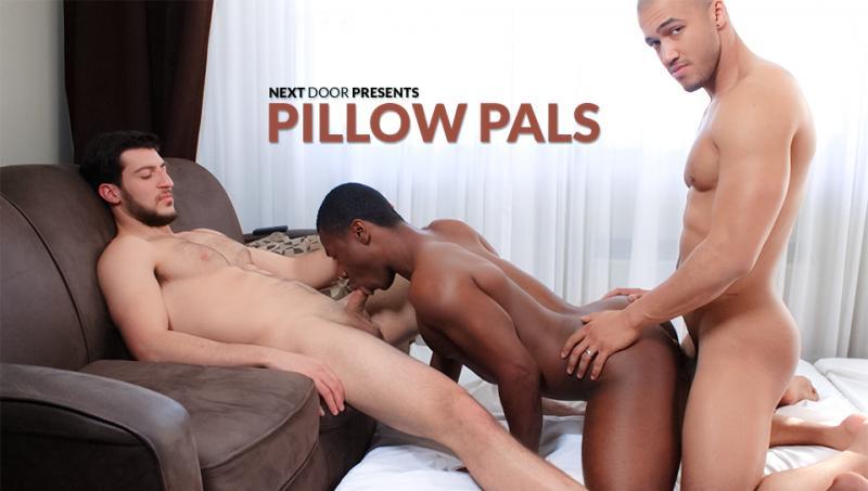 NextDoorEbony - Pillow Pals - Kiern Duecan, Damian Brooks & Zane West A