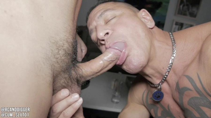 RawFuckClub - Digger & Anthony Allbred - Spread & Bred - Pt 1