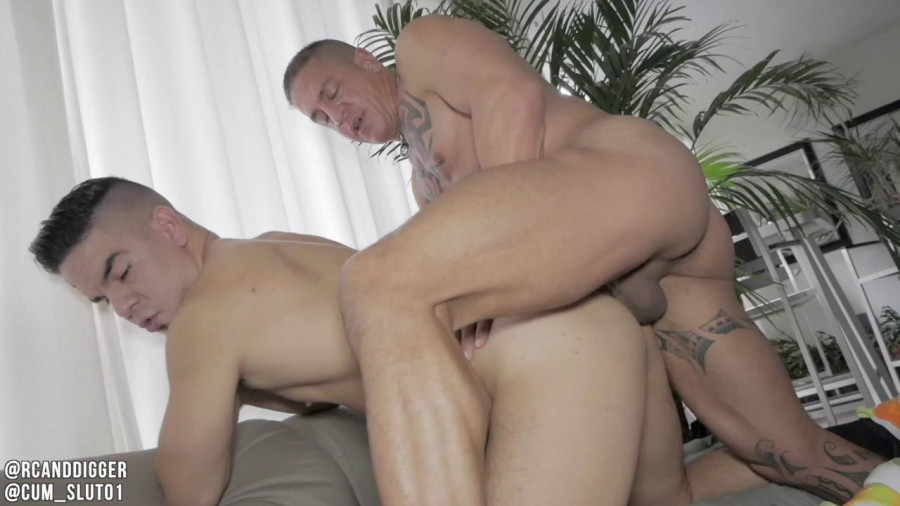 RawFuckClub - Digger & Anthony Allbred - Spread & Bred - Pt 2