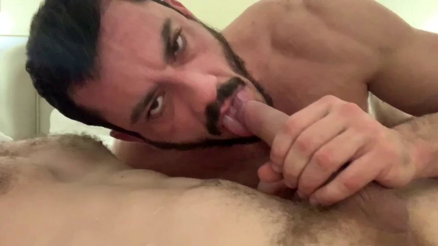 RawFuckClub - Gabriel Cross & Joe Gillis - Spanish Daddy and Brit Boy - Part 2