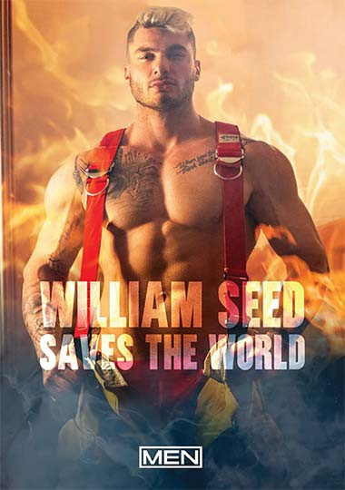 MEN - William Seed Saves The World