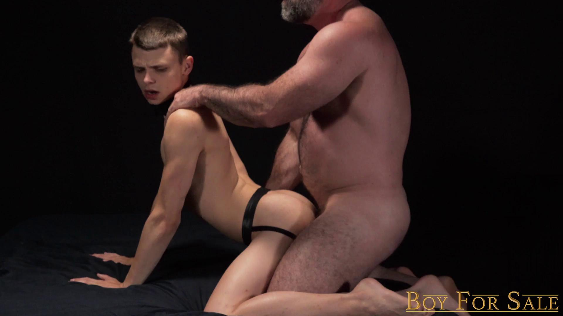 BoyForSale - Boy Austin - Chapter 12 - Slave Boy with Master Angus