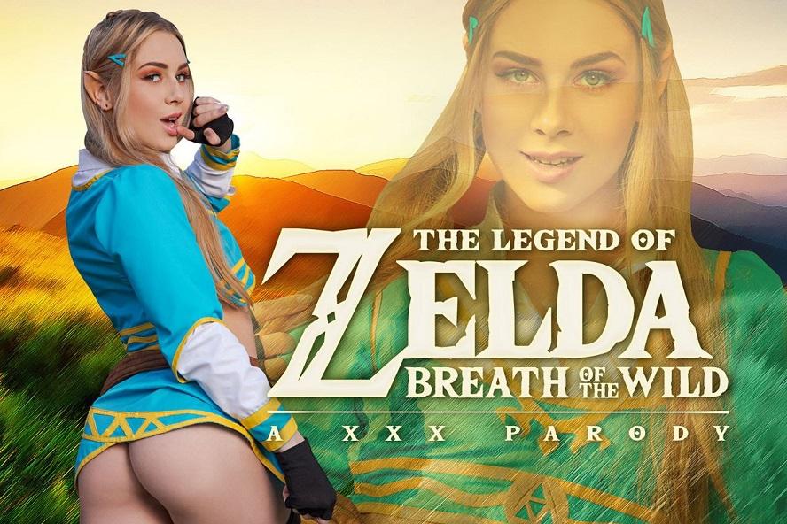 Zelda: Breath of the Wild A XXX Parody, Alecia Fox, February 21, 2020, 3d vr porno, HQ 2700