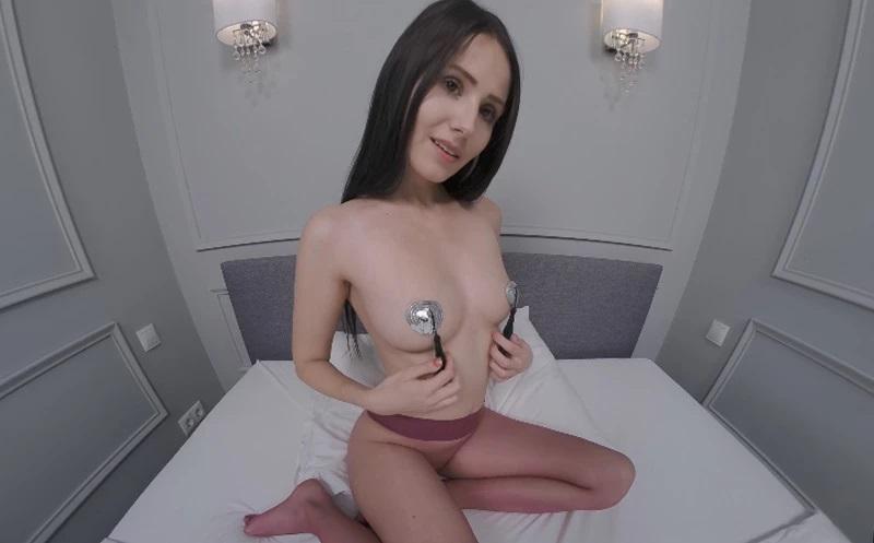 Vanessa's First VR Experience, Vanessa Angel, Dec 30, 2019, 3d vr porno, HQ 2880